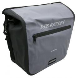 Handlebar bag VELO NEWTON WAY NOIR/GRIS FIXATION CLIP 25.8/31.8 9LITRES Gaillac